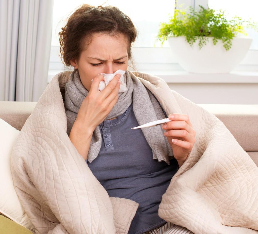 درمان سرماخوردگی و آنفولانزا با 8 دستورالعمل طبیعی