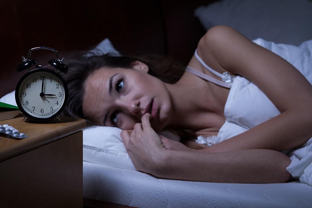 اختلال خواب و بیماری های ناشی از آن