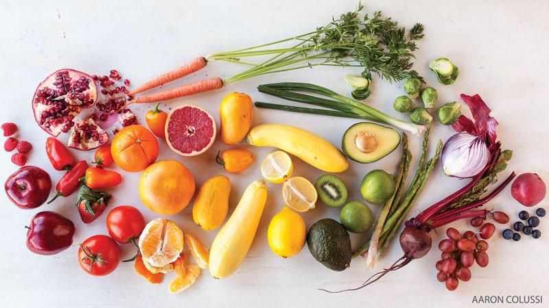 5 ماده غذایی برای داشتن بهترین حالت بدن از نظر درونی و بیرونی