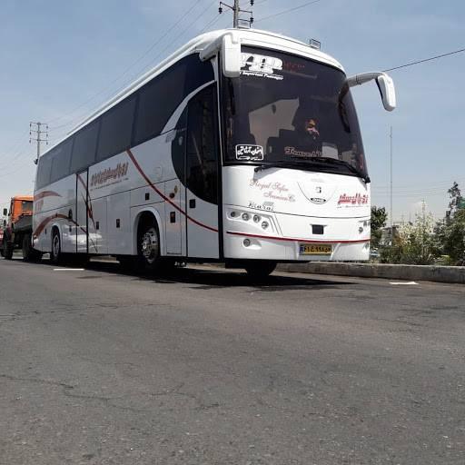 همه چیز در ارتباط با اتوبوس های شرکت همسفر و رویال سفر
