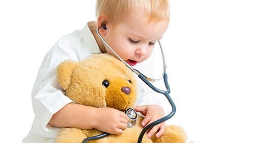 درمان تب یا سرماخوردگی در کودکان(قسمت اول)
