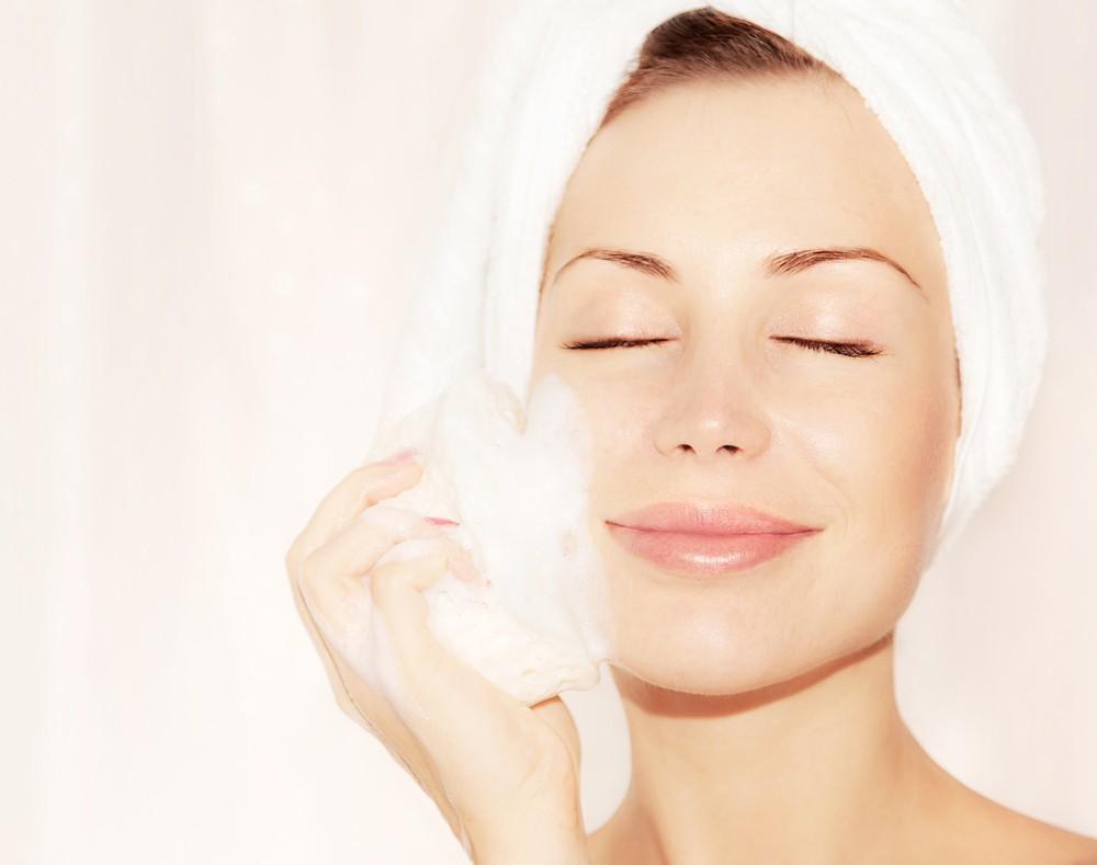 پوست زیبا و سالم برای زنان بالای 30 سال