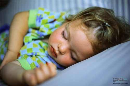 نکاتی در مورد خواب کودکان و نوجوانان