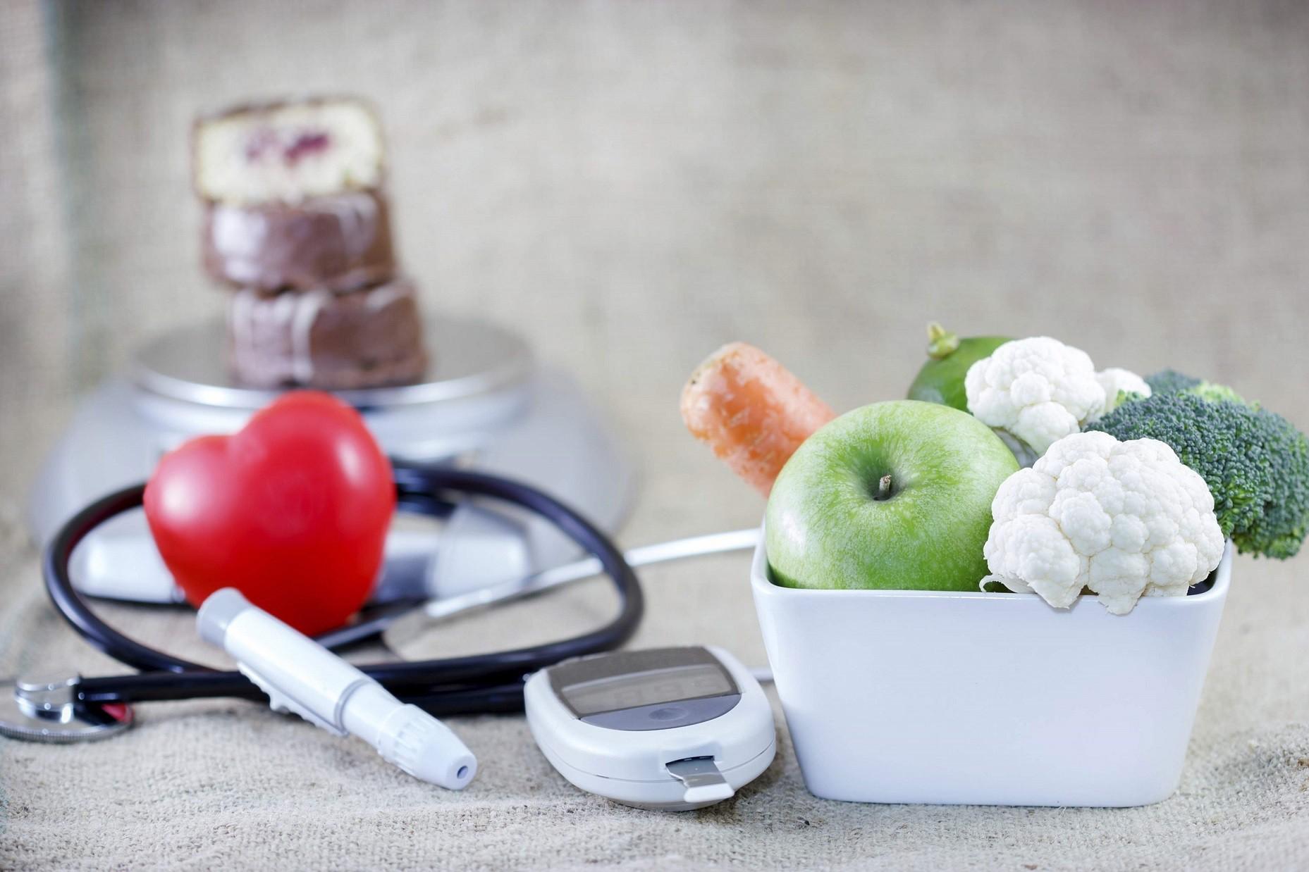 رژیم غذایی مناسب برای بیماران دیابتی