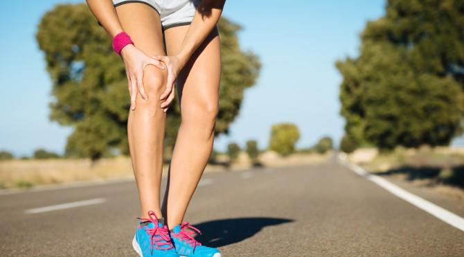 مصدومیت زانو و تمریناتی ساده برای تقویت پا ها