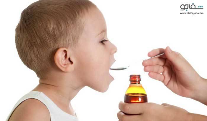ویتامین برای بچه ها