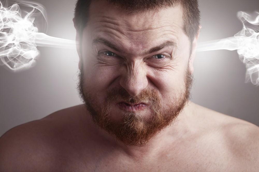 راهکار هایی برای مدیریت خشم و عصبانیت