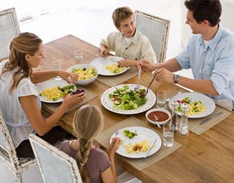 وعده غذایی خانوار