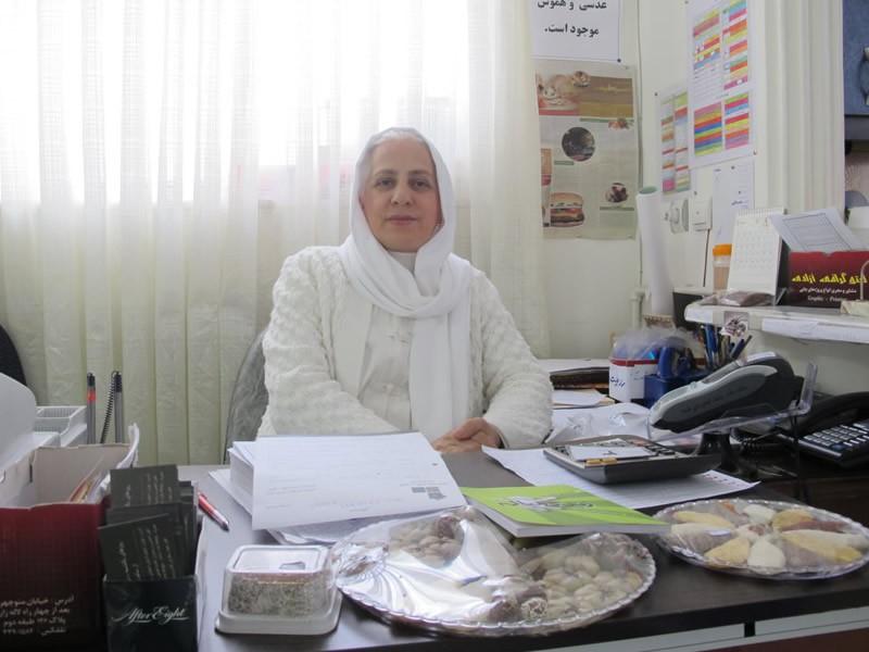 مصاحبه اختصاصی شفاجو با خانم مریم حسینی، مدیر انجمن تغذیه طبیعی