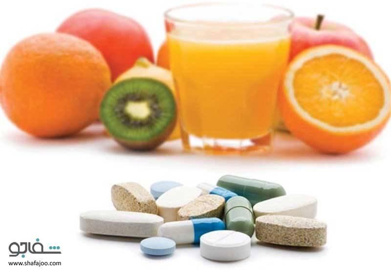 مکمل های غذایی ضد سرطان