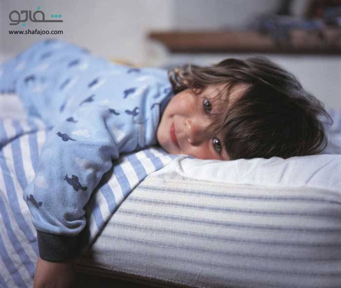 نکاتی برای پیشگیری از خیس کردن رختخواب توسط کودکان