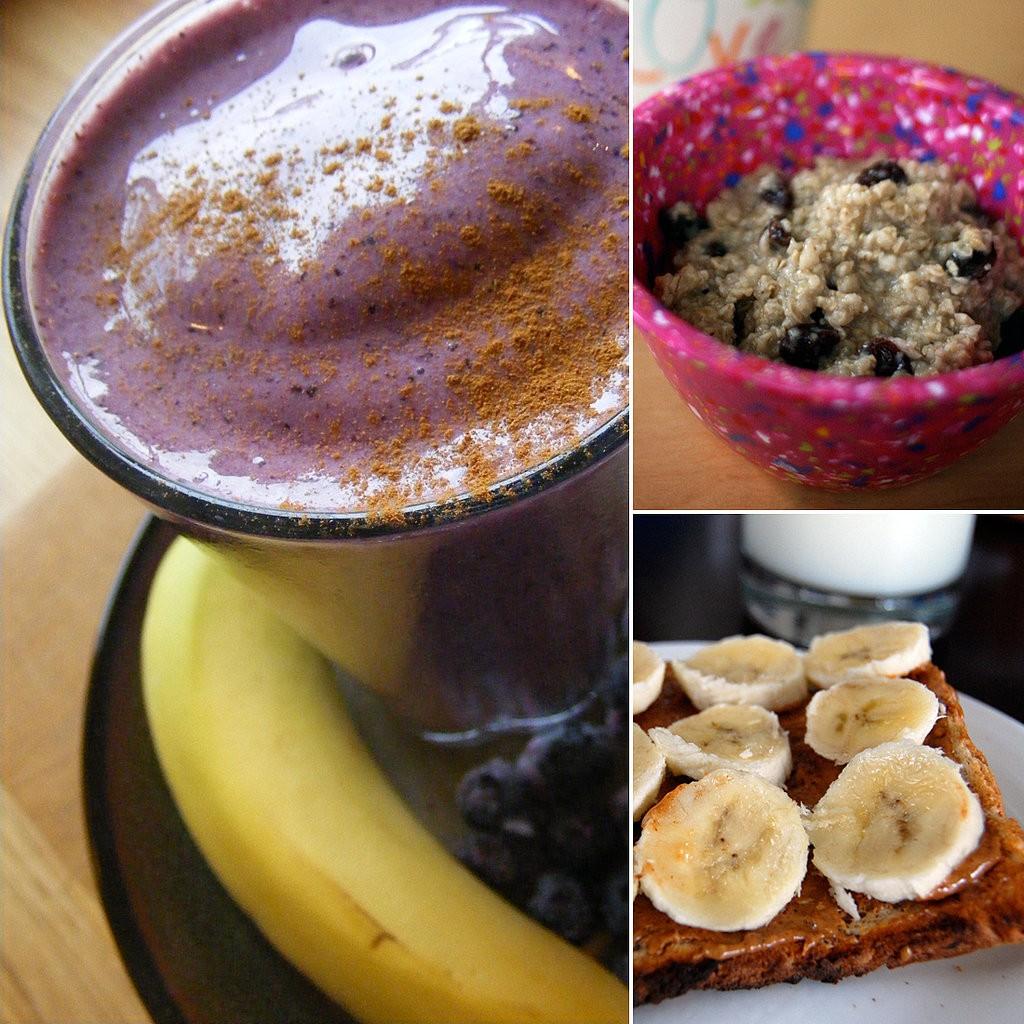 صبحانه هایی آسان با میزان فیبر بالا: