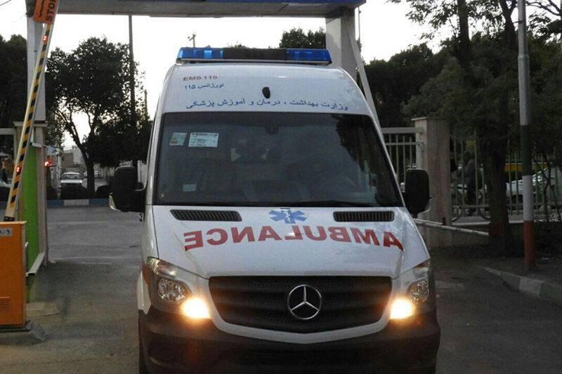 انواع خدمات آمبولانس