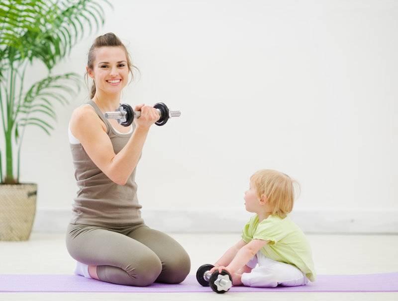 11 نکته که تازه مادران برای تناسب اندام باید بدانند